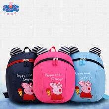 Сумка со Свинкой Пеппой, милая мультяшная Детская сумка-мессенджер, аниме, окружающие мягкие игрушки, рюкзак и сумка на плечо, лучшие Подарочные игрушки