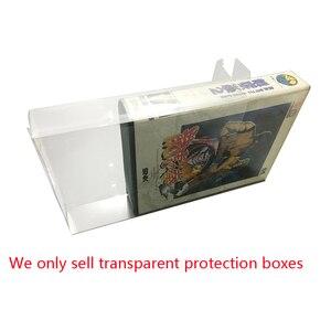 Image 3 - เกมโปร่งใสเก็บกล่องสำหรับ S N K เกมคอนโซลสำหรับ NEO GEO AES พลาสติก PET Protector กล่อง
