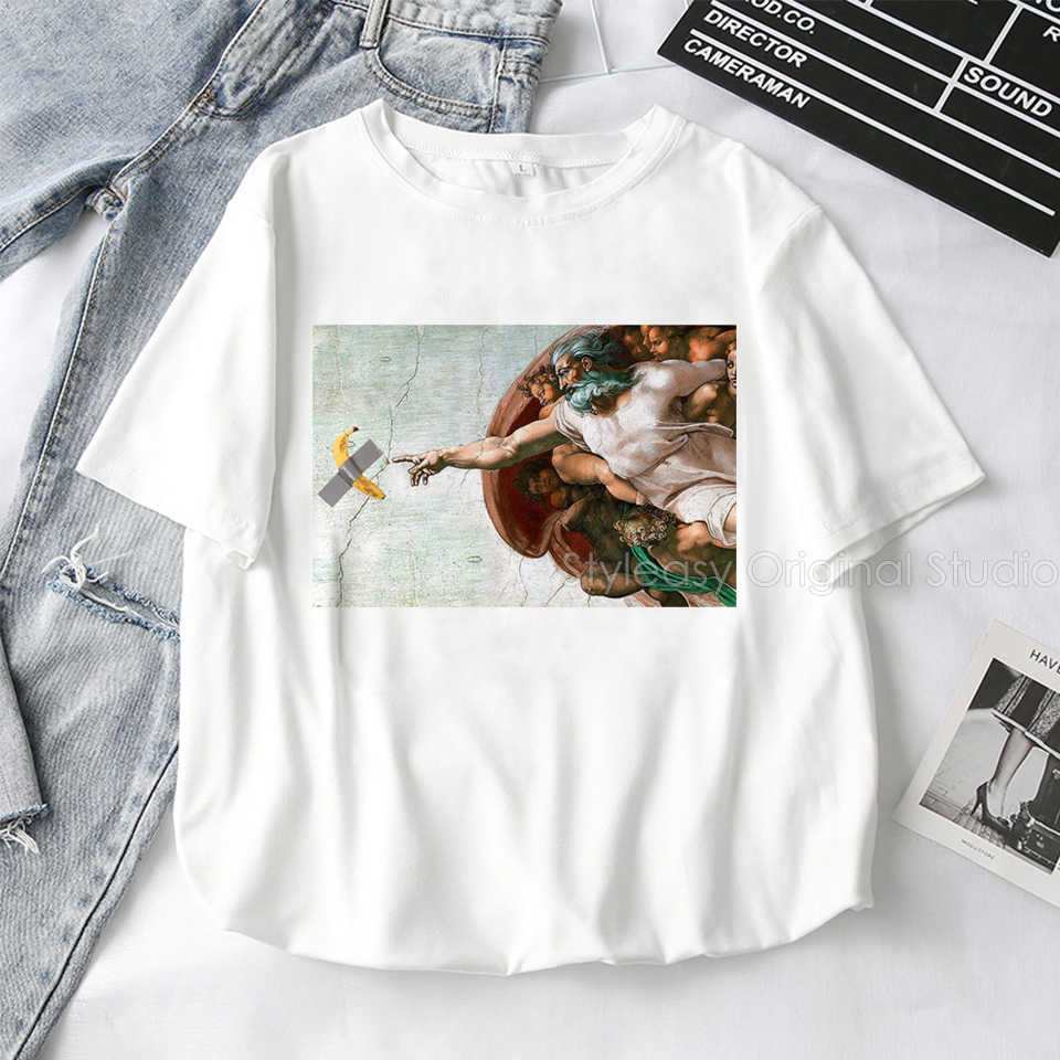 STYLEASY 女性 Tシャツ 2020 夏新ハート女の子プリントハートビートトップス Tシャツ女性の Tシャツ半袖白 Tシャツ ForLady