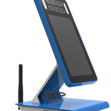 Торговый центр распознавание лица платежный терминал AIO с 8 дюймов IPS Display экран 3D структура световая камера с модулем 4G