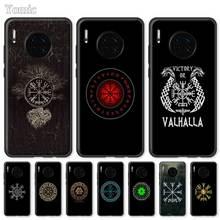 Viking Vegvisir Odin Nordic Case For Huawei