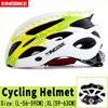 Kingbike capacete de bicicleta ultra leve, capacete de ciclismo mtb cpsc com luz traseira e luz de carbono, cor para ciclismo 13