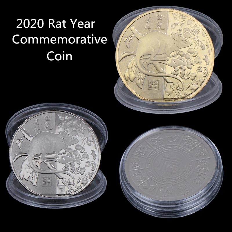 Commemorative Coin Chinese Zodiac