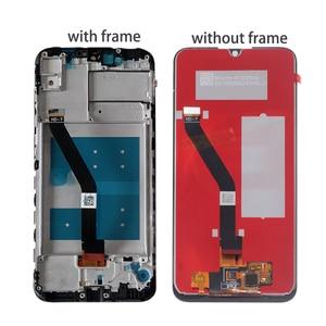 Image 2 - Huawei 社の名誉 8A lcd ディスプレイ JAT L29 タッチスクリーンデジタイザオリジナル名誉 8A 修理部品フレーム lcd ディスプレイ