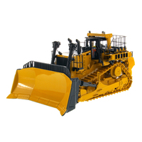 Diecast Masters #85565 1/50 Scale Caterpillar D11T Track Type Tractor Dozer Vehicle CAT Engineering Truck Model Cars Gift Toys