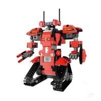 RC App Control Robot DIY Assembled Toys New Technic Motor Function Robot Set Building Blocks Bricks Kids Toys Christmas Gifts