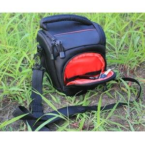 Image 3 - Waterproof DSLR SLR Camera Bag Camera Case Shoulder Bag For  Travel Bag