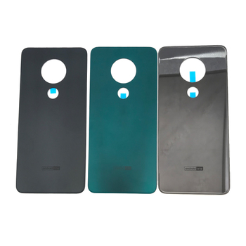 10pcs/lots For Nokia 6.2 Battery Back Cover Glass Rear Door Replacement Housing STICKER Adhesive