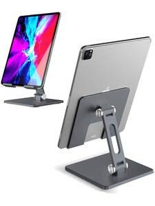 Tablet Stand Desktop Adjustable Stand Foldable Holder Dock Cradle For iPad Pro 12.9 11