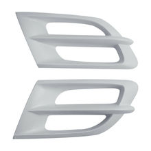 Motorcycle Unpainted Left Right Fairing Accent Grilles For Honda Goldwing GL1800 2001-2011 blue front windshield panel accent fairing for honda gl1800 goldwing 12 15 13