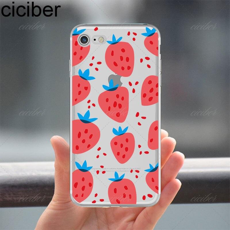 ciciber Summer Fruit Pineapple ձմերուկի - Բջջային հեռախոսի պարագաներ և պահեստամասեր - Լուսանկար 5