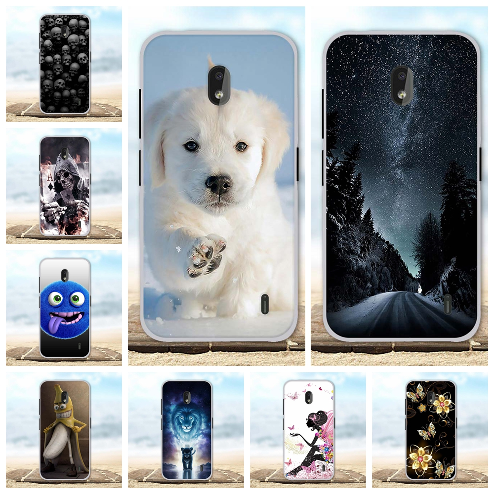 For <font><b>Nokia</b></font> 2.2 4.2 Cover Ultra Slim Soft TPU Silicone For <font><b>Nokia</b></font> <font><b>3310</b></font> 3G 4G <font><b>Case</b></font> Lion Patterned For <font><b>Nokia</b></font> X5 5.1 Plus Shell Capa image
