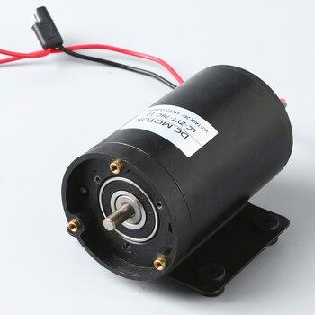 Мембранный насос, мотор 12 В, двигатель постоянного тока 100 Вт 1500 об/мин