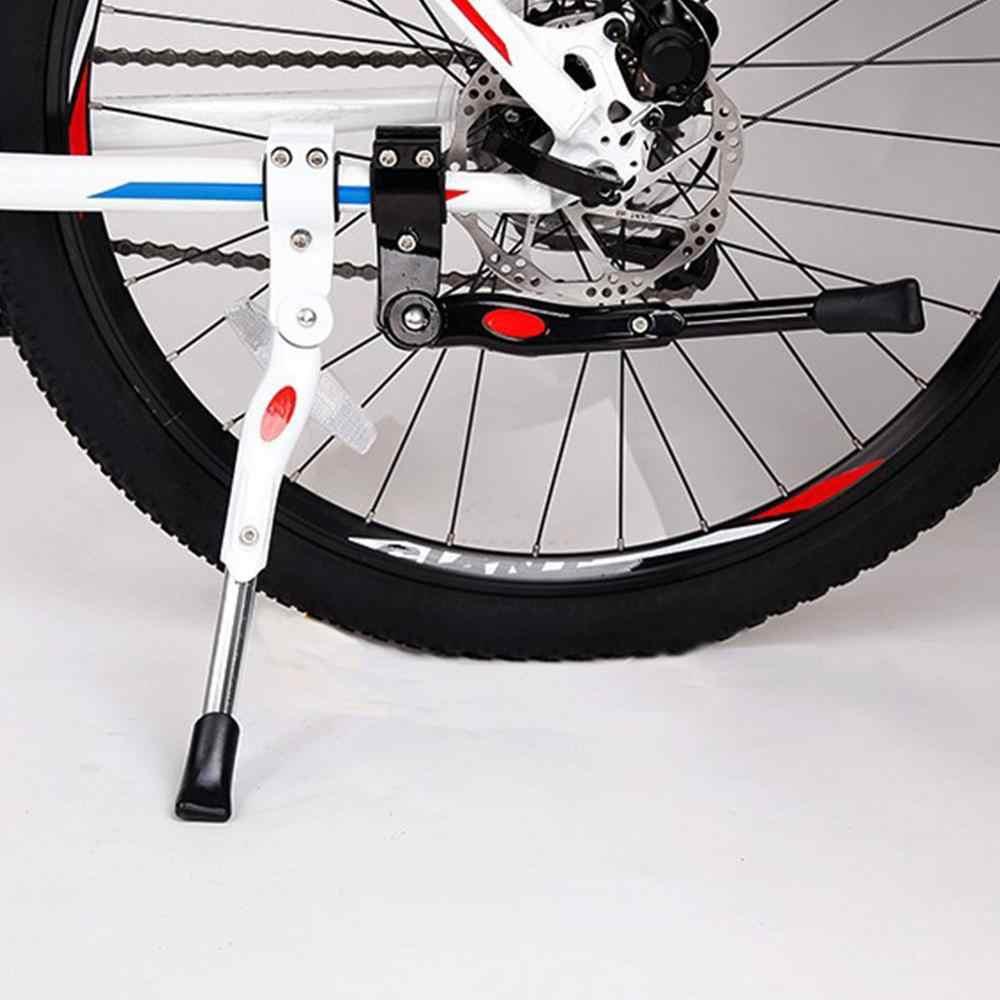 MTB Mountain Bicycle Kickstand Parking Racks Bike Support Side Stand Foot Brace