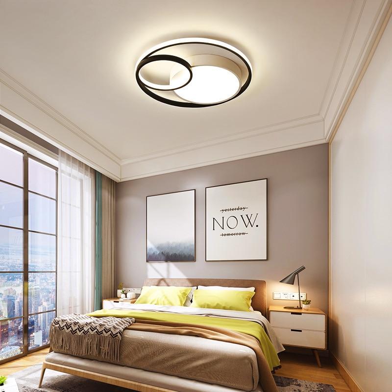 Nordic led lampa sufitowa korytarz lampa LED lampa sufitowa salon dekoracji wnętrz