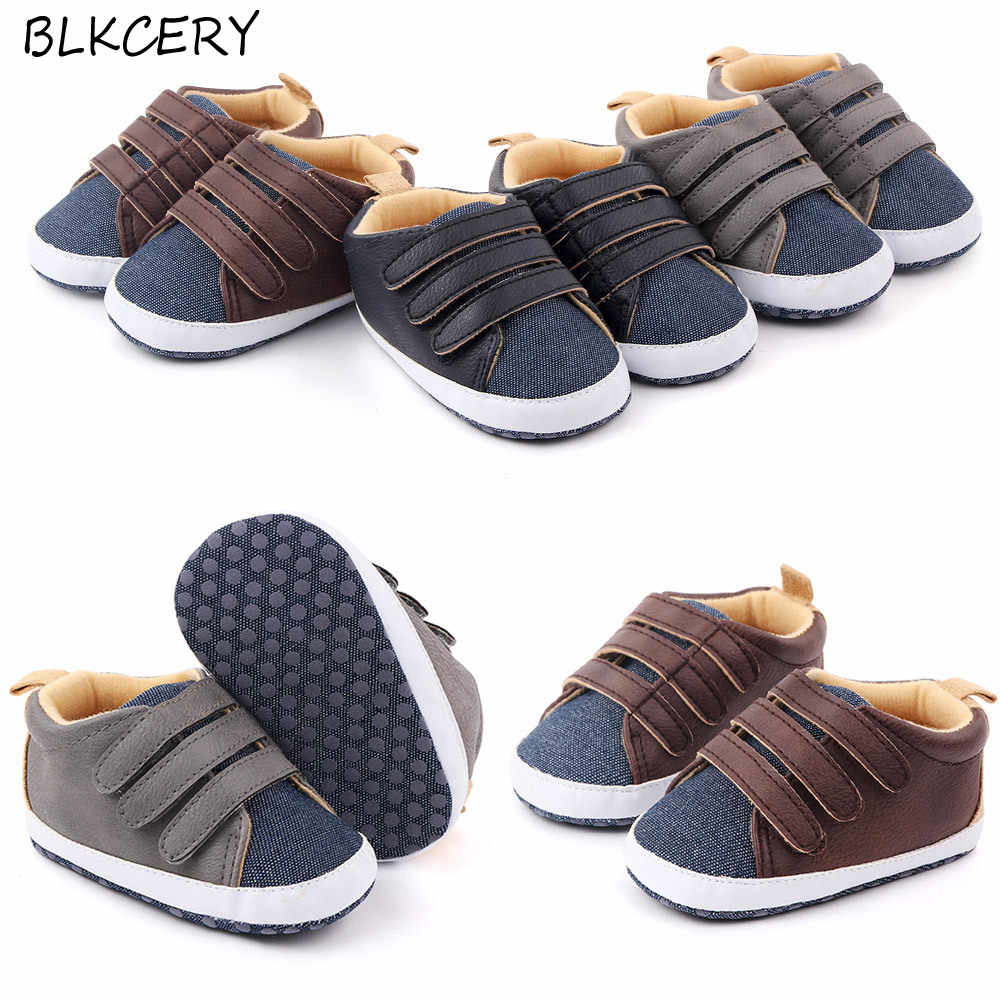 Brand Shoes Newborn Baby Boys Shoes