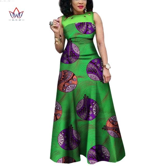 Купить новые стильные летние африканские платья для женщин 2021 одежда