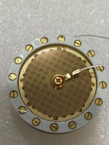 Image 1 - RK87สตูดิโอไมโครโฟน34มม.ด้านข้างสีทองขนาดใหญ่ไดอะแฟรมไมโครโฟนแคปซูล DIY PRO Studio อะไหล่