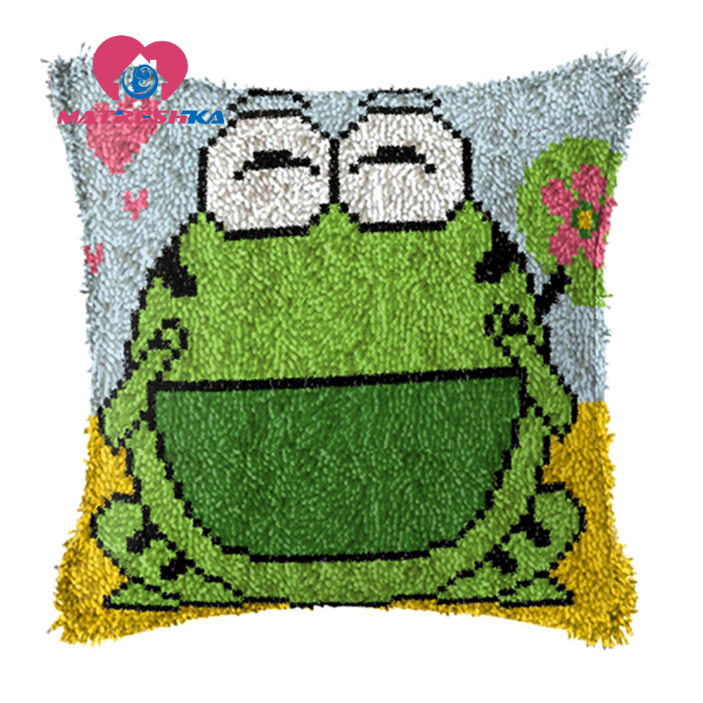 carpet embroidery kits latch hook rugs cross stitch pillow do it yourself carpet embroidery cushions diy rugs tapestry kits