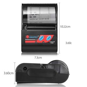 Image 5 - ポータブルミニbluetoothプリンタtpプリンタ携帯電話用58ミリメートル法案機