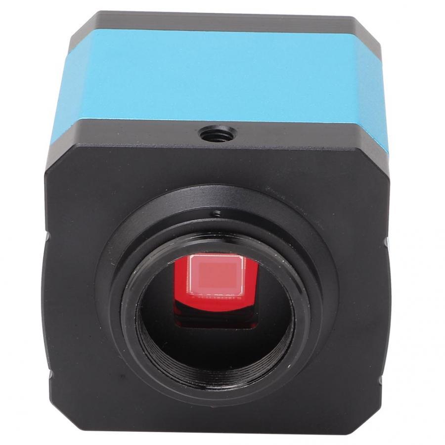 Microscopio trinoculaire HY-2307 14MP caméra industrielle capteur Pixel Microscope caméra industrielle 100-240V Microscopio numérique