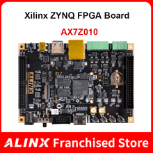 ALINX AX7Z010: XILINX Zynq-7000 SoC XC7Z010 FPGA Development Board ZYNQ 7000 7010 ARM