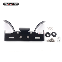License Plate Holder For DUCATI MONSTER 821 2014-2019 2018 2017 2016 Motorcycle Accessories Rear Tail Tidy Fender Eliminator Kit