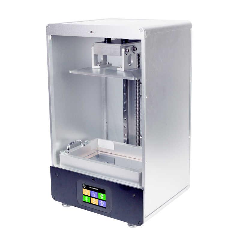 T280 TIANFOUR resin SLA 3D Printer 2k 8.9inch large lcd dlp 405nm uv light cure impresora 3d printer diy kit photon kelant s400
