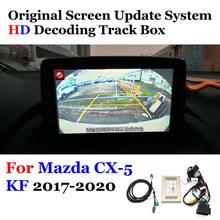 Камера заднего вида для mazda cx 5 cx5 kf 2017 2018 2019
