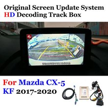 Reversing-Camera CX5 Backup Parking Front for Mazda KF Improve-Decoder
