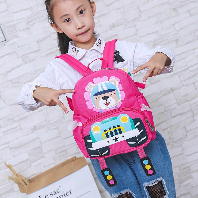 Children 3D Backpack boys girls school Backpack kids Kindergarten backpack Schoolbag Mochila Infantil