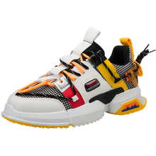 Mens Outdoor Casual Boots Trend High tops Sneakers Fashion Sports Shoes Popular Basketball Shoes Fashion Shoes 2019 Men