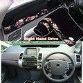 Tommy Китай декоративный узор автомобильный коврик приборной панели коврик Нескользящая доска-планшет Крышка для Toyota Prius