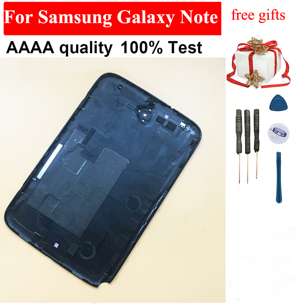 For Samsung Galaxy Note 8.0 GT-N5100 N5110 Rear Lid GT- N5100 Back Battery Housing Cover Case Battery Door Cover