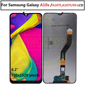 Image 4 - For Samsung galaxy A10s lcd Digitizer A107/DS A107F A107FD A107M Display with frame Touch Screen Digitizer For Samsung A10S lcd