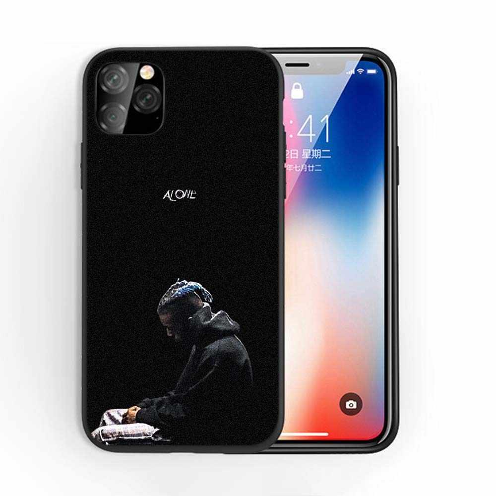 Q15 XXXTENTACION TPU ฝาครอบโทรศัพท์สำหรับ Apple iPhone 11 Pro สำหรับ iPhone 11 Pro Max ซิลิโคนนุ่ม