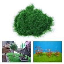 30 г искусственный травяной порошок 6 цветов песочница игра микро ландшафтное украшение домашний сад DIY Аксессуары материал модели здания