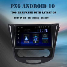 "Dasaita 10.2 ""Android 10.0รถวิทยุสำหรับ Nissan Qashqai 2014 2015 2016 2017 2018สเตอริโอ DSP 4GB + 64GB TDA7850 MAX10"