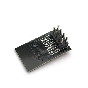 Image 5 - ESP8266 ESP 01S ESP01S série sans fil WIFI Module émetteur récepteur récepteur Internet des choses Wifi modèle carte