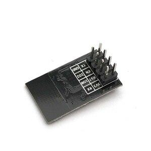 Image 5 - ESP8266 ESP 01S ESP01S المسلسل اللاسلكية واي فاي وحدة استقبال جهاز استقبال الإنترنت من الأشياء واي فاي نموذج المجلس