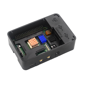 Image 3 - Raspberry Pi 4 Model B Game Kit 8GB + 2.4Ghz Wireless Gamepads + 64G 32G SD Card + Case + Switch Power Supply + Fan + HDMI Cable