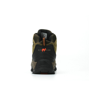 Image 5 - 屋外防水ハイキングブーツ男性女性の冬の靴ウォーキングジョギングハイキング靴マウンテンスポーツブーツクライミングメンズスニーカー