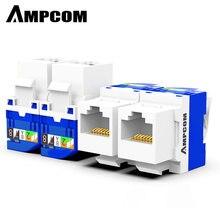 10 шт/упаковка разъем для модуля utp cat6 rj45