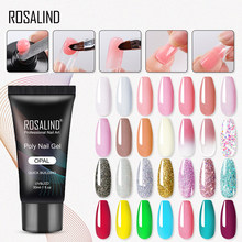 Rosalind Poly Nail Gel Voor Nagels Extension Vinger Nail Art Manicure Acryl Gel Vernis Hybrid 30Ml Poly Uv Gel polish Uitbreiding