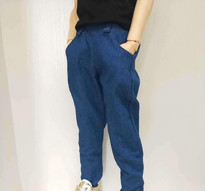 Аксессуары для куклы SD мужские стильные штаны 1/3 Одежда для кукол детская крутая игрушка 1/4 хлопок Материал хлопковый жилет BJD кукла 1/6 аксессуары