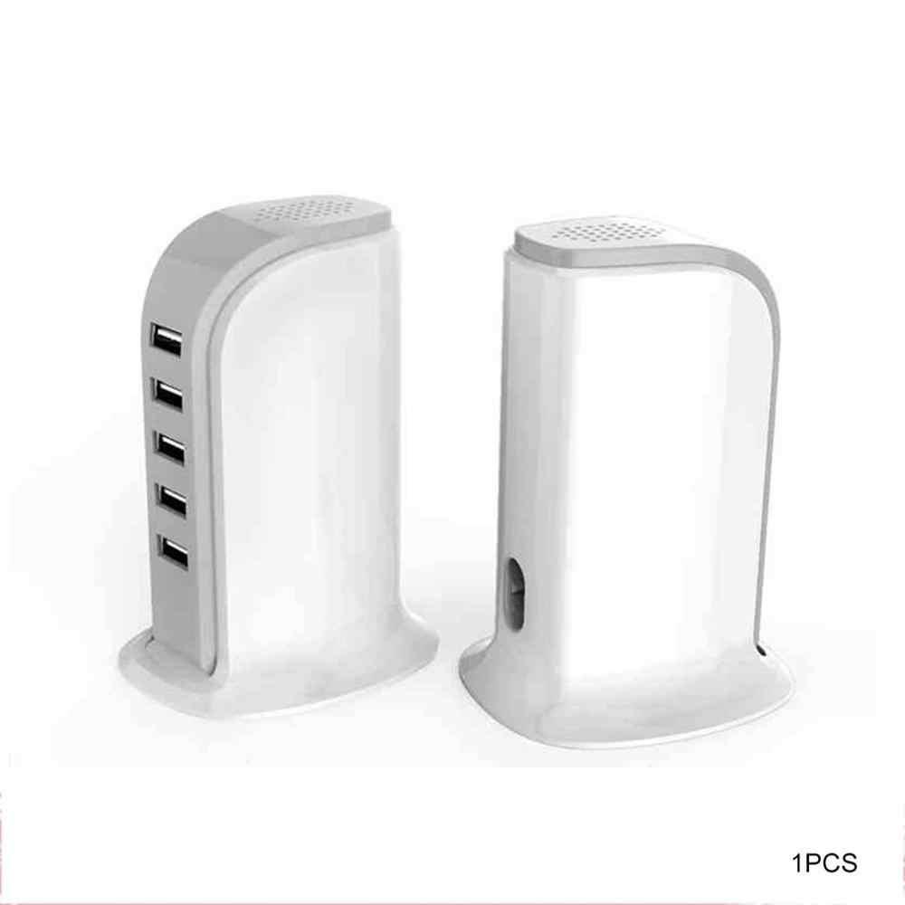 5 Port USB Charger 4A Multi-Poort Plug voor HUB Laadstation Power Adapter Universele Mobiele Telefoon Desktop Muur thuis