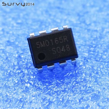 цена на 2/10 pcs 5M0165R DIP 8PIN 5M0165 High Quality Fairchild Power Switch (FPS) Electronic Accessory Compatible Board