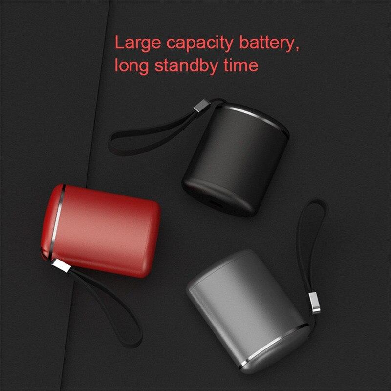 M9 Earphone BT 5.0 TWS Wireless Bluetooth Earphone Stereo Ergonomic Design Noise Reduction Earbuds Fone De Ouvido 40SEP1125