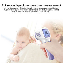 Non-contact Type Digital Temperature Meter