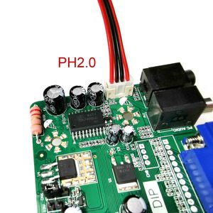 Image 4 - Lcd 컨트롤러 보드 용 4 핀 케이블이있는 8ohm 2 w 원형 스피커, ph2.0 스피커 커넥터에 적합